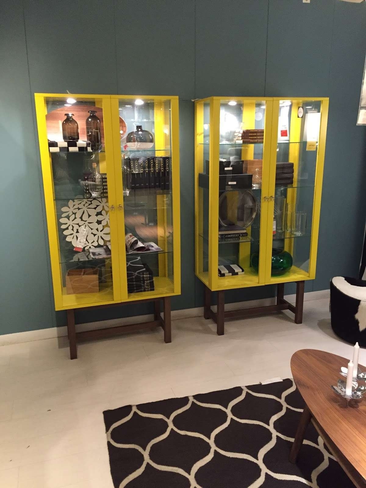 Retrograde Pertaining To Yellow Tv Stands Ikea (View 10 of 20)