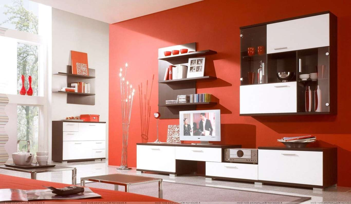 Riveting Tall Black Gloss Tv Cabinet Tags : Tall Black Tv Cabinets With Red Tv Cabinets (View 8 of 20)