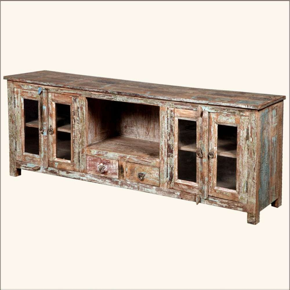 Rustic White Tv Stand | Home Design Ideas With Regard To Rustic White Tv Stands (View 17 of 20)