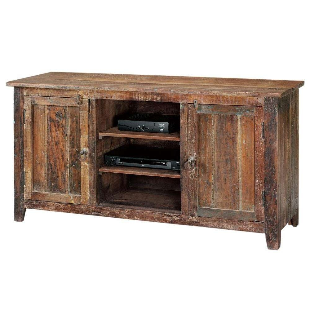 Rustic Wood Tv Stands Furniturerustic Tv Stand Ideas Tags : 37 Within Rustic Tv Stands For Sale (View 14 of 20)