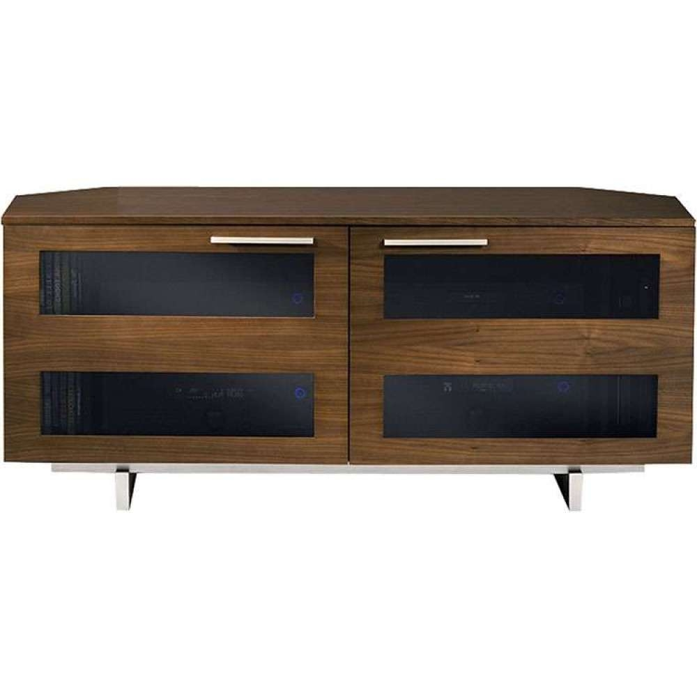 Featured Photo of Walnut Corner Tv Stands
