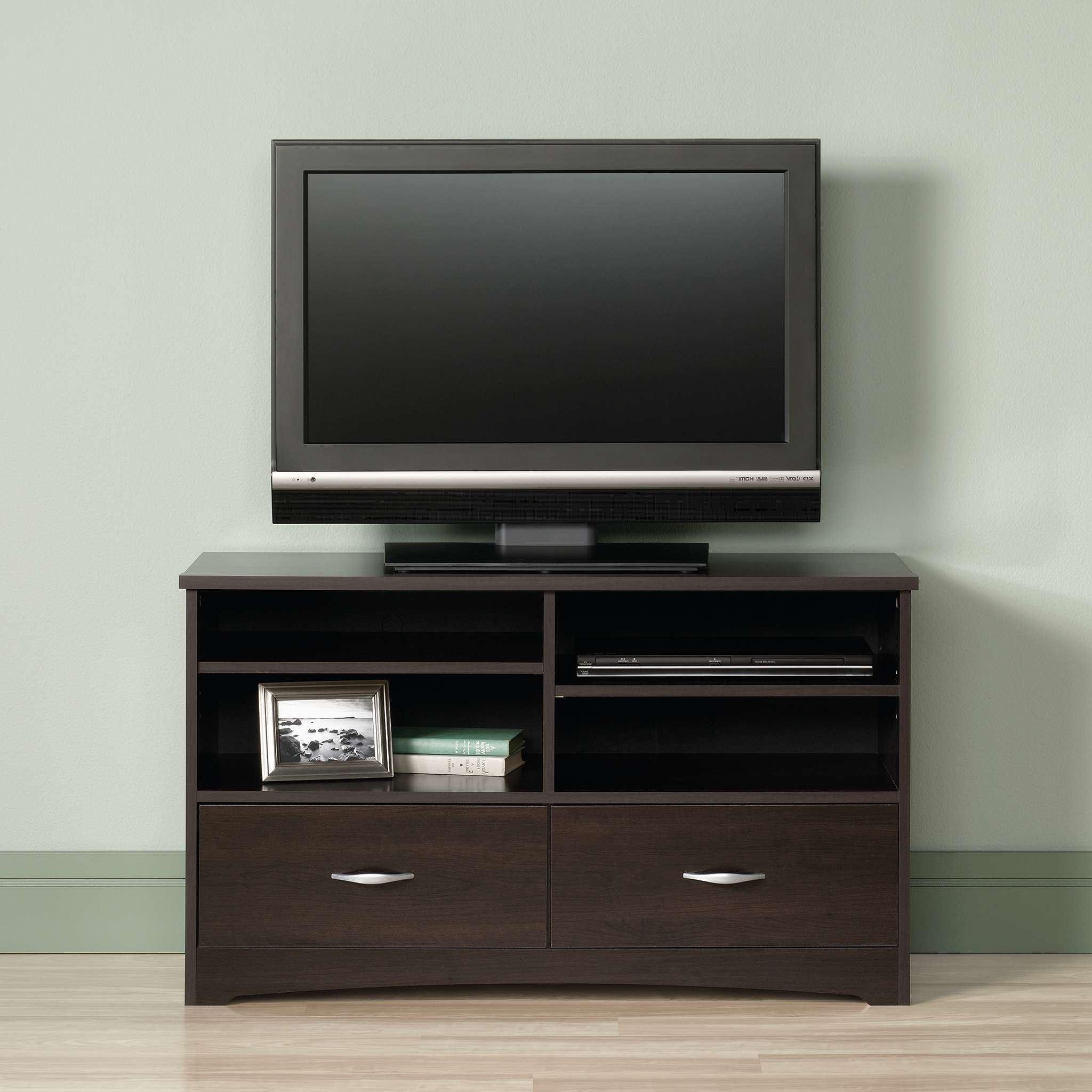 Sauder Tv Stands Pertaining To Stand And Deliver Tv Stands (View 6 of 20)