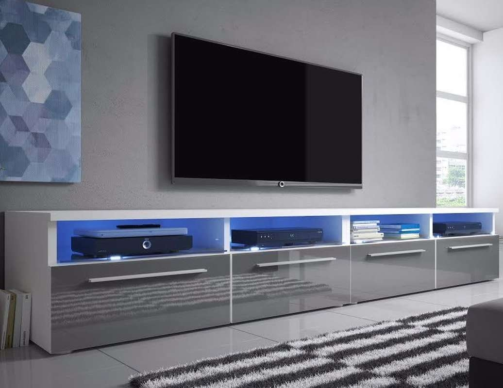 Featured Photo of Double Tv Stands