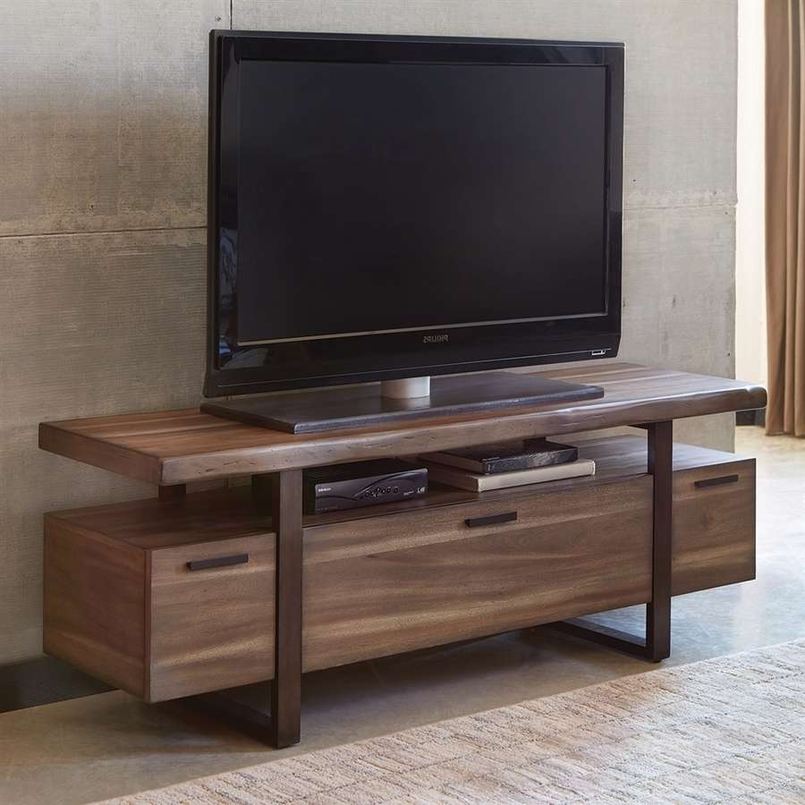 Shop Television Stands At Lowes Regarding Industrial Corner Tv Stands (View 12 of 15)
