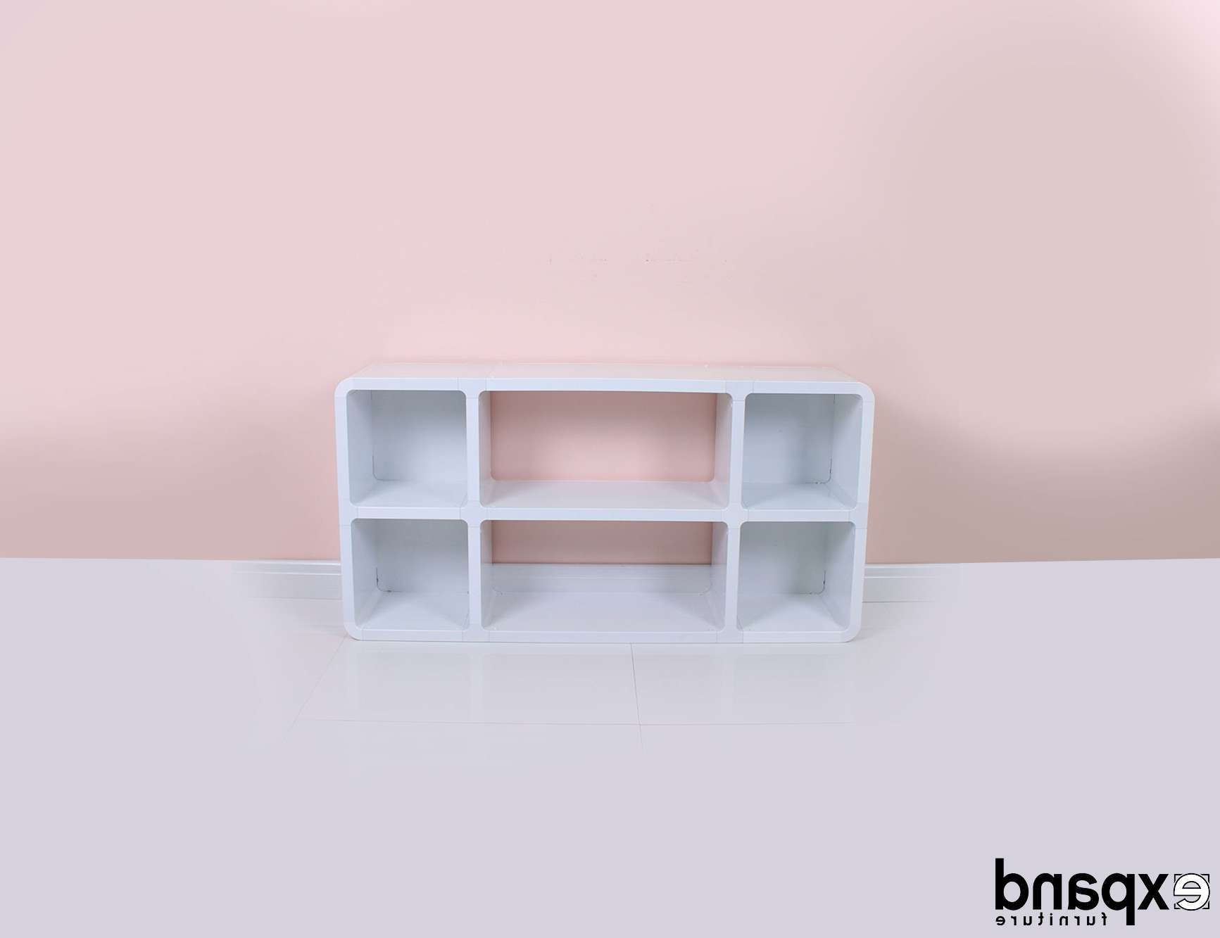 Slim Modern Tv Stand | Expand Furniture In Slimline Tv Cabinets (View 8 of 20)