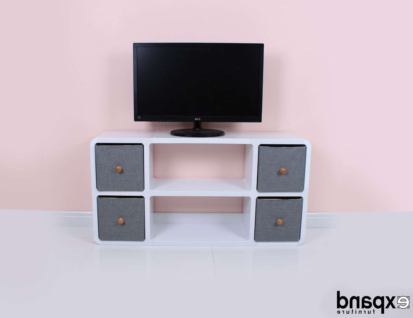 Slim Modern Tv Stand | Expand Furniture Throughout Slim Line Tv Stands (View 2 of 15)