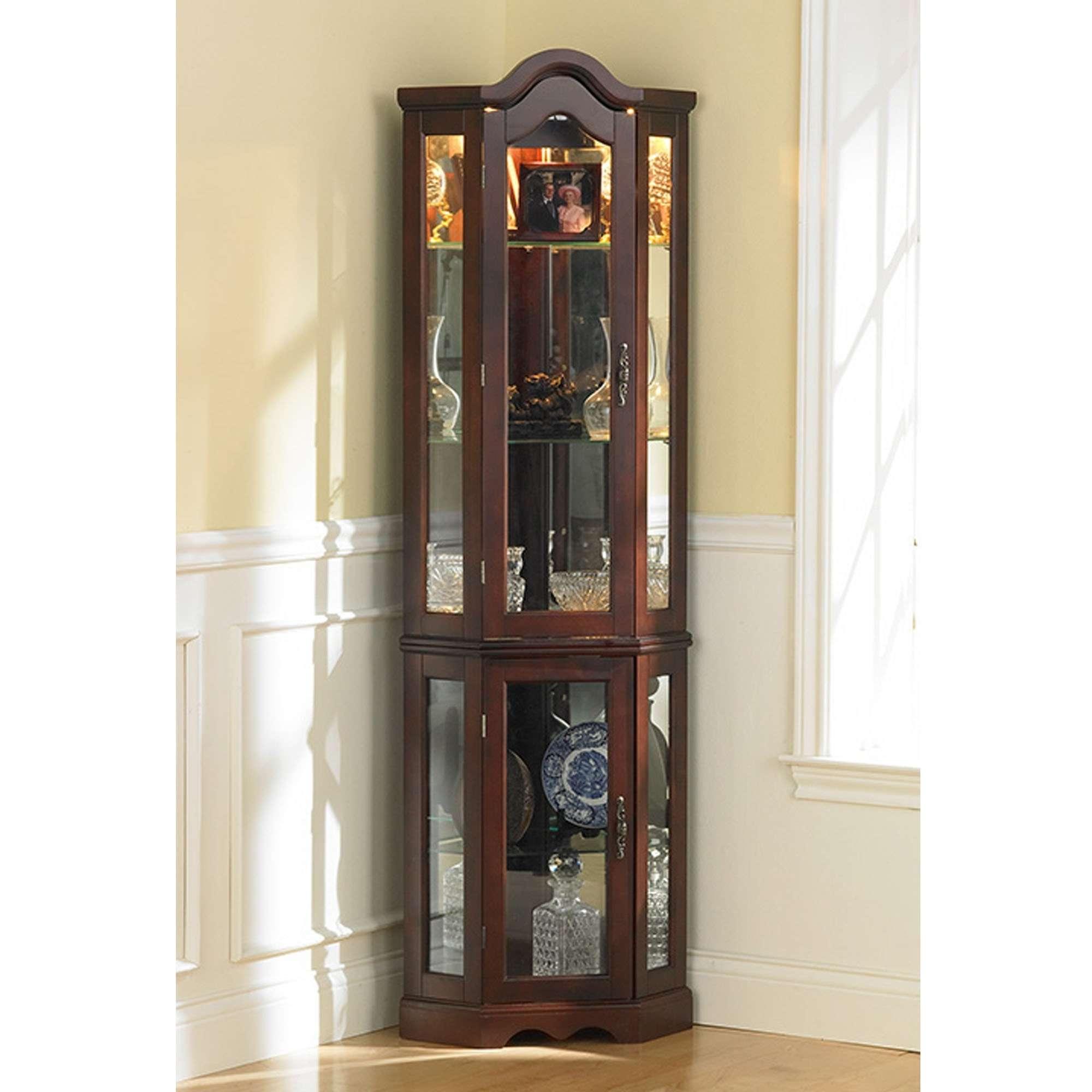 Small White Corner Tv Cabinet • Corner Cabinets Pertaining To White Corner Tv Cabinets (View 4 of 20)