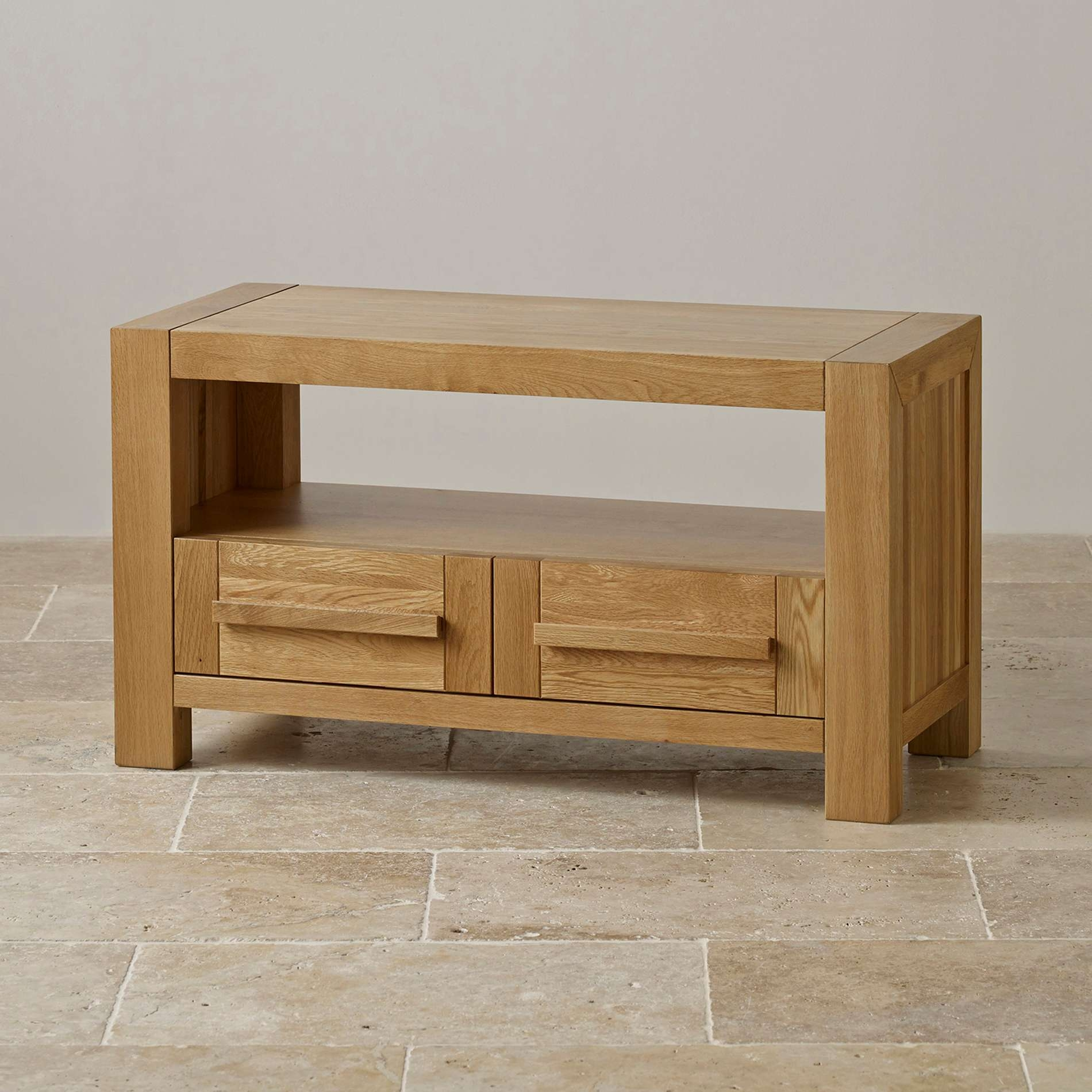 Solid Oak Tv Stand Regarding Solid Oak Tv Stands (View 9 of 15)