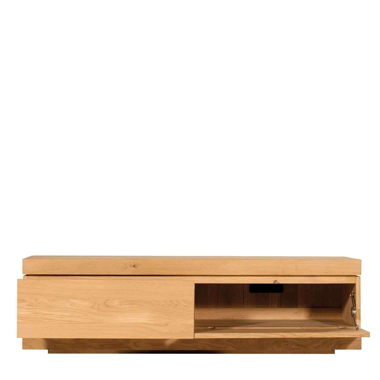 Solid Oak Tv Units | Oak Storage Tv Unitsadventures In Furniture Inside Low Oak Tv Stands (View 7 of 20)