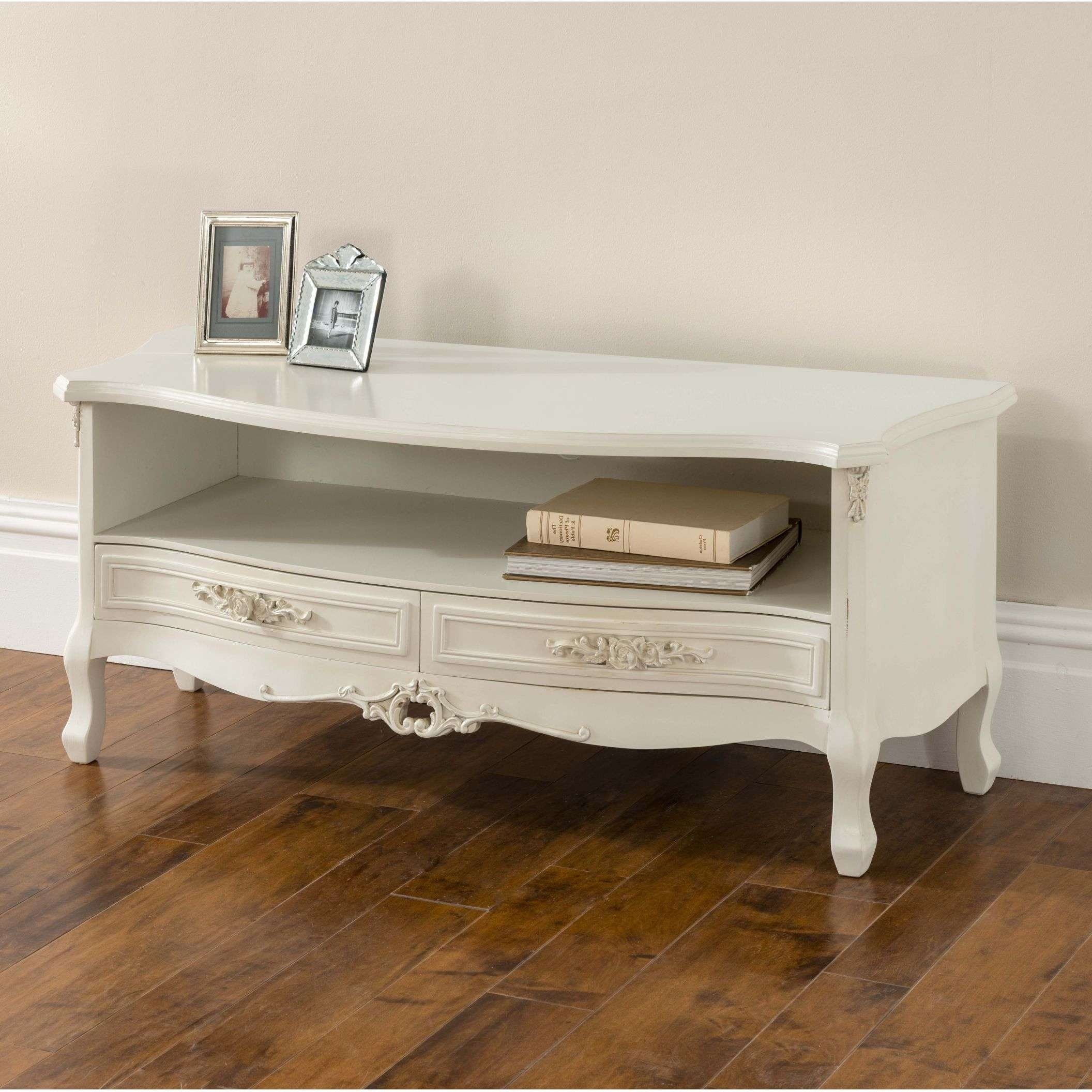 Stunning New Collection Of French Furniture | Homes Direct 365 For Antique Style Tv Stands (View 5 of 15)