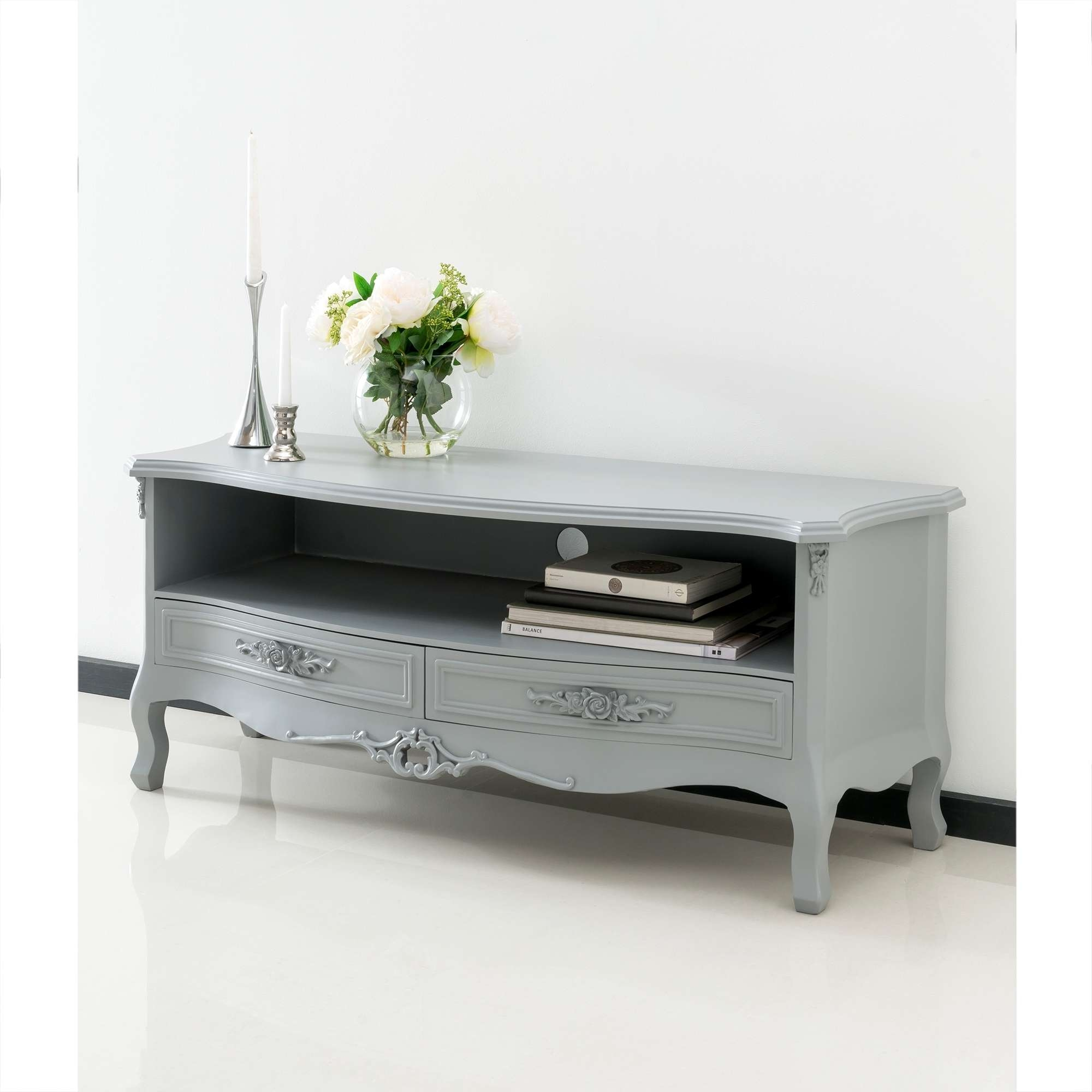 Stunning New Collection Of French Furniture | Homes Direct 365 Intended For Antique Style Tv Stands (View 12 of 15)