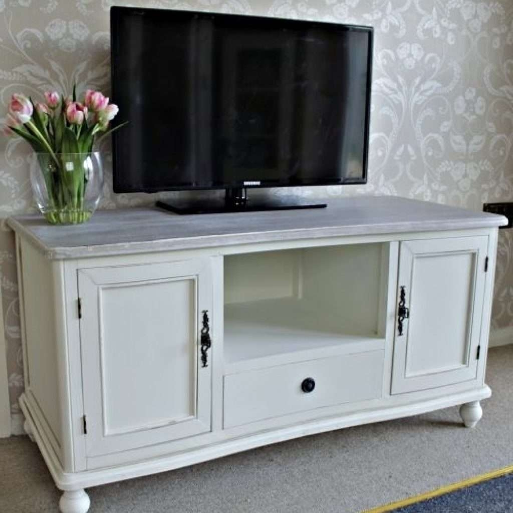 Stylish Tv Stand Cream Color – Mediasupload Pertaining To Cream Color Tv Stands (View 13 of 15)