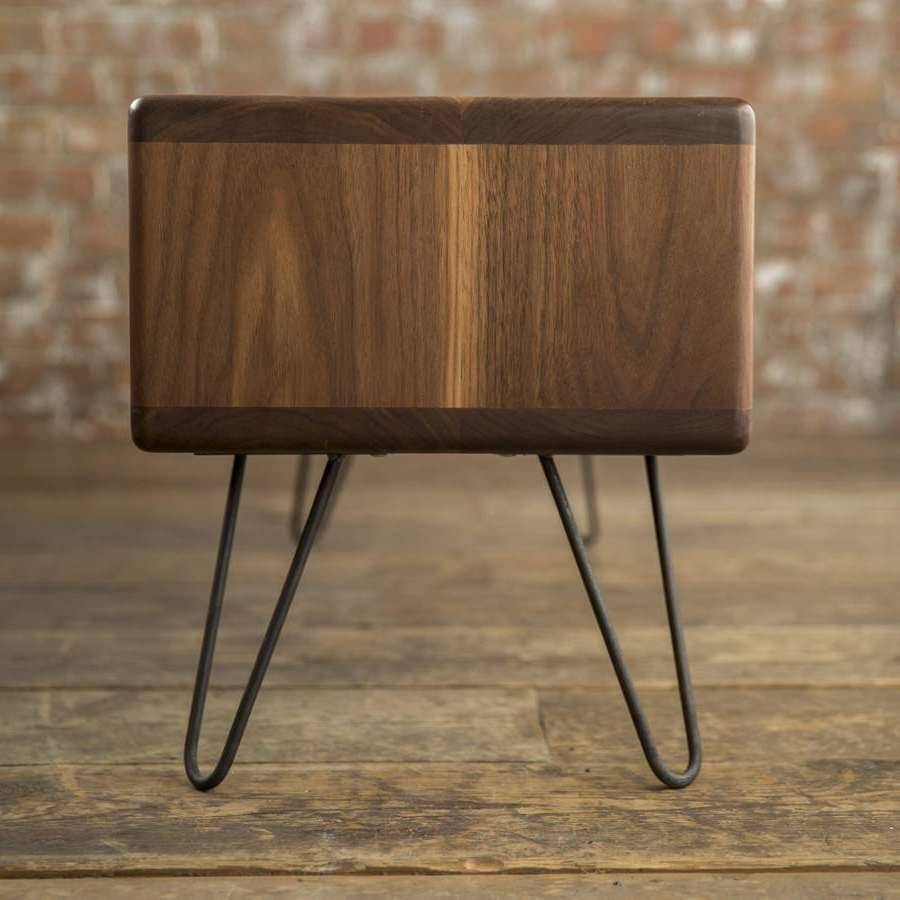 Swish Image Mid Century Tv Stand Design Mid Century Tv Stand Pertaining To Hairpin Leg Tv Stands (View 11 of 15)