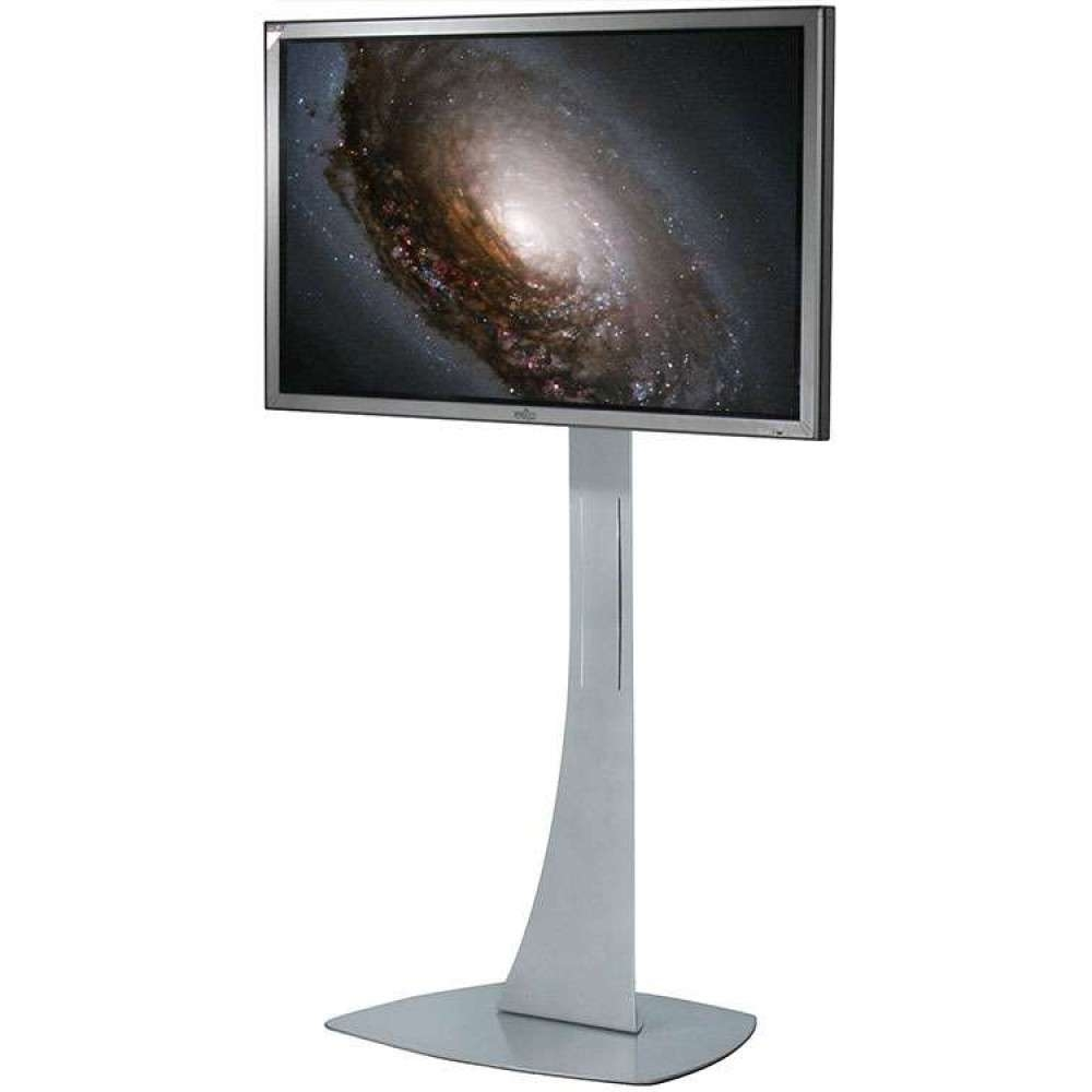 Tall Compact Hifi Plasma Led Lcd Flatscreen Tv Stand Inside Slim Line Tv Stands (View 8 of 15)