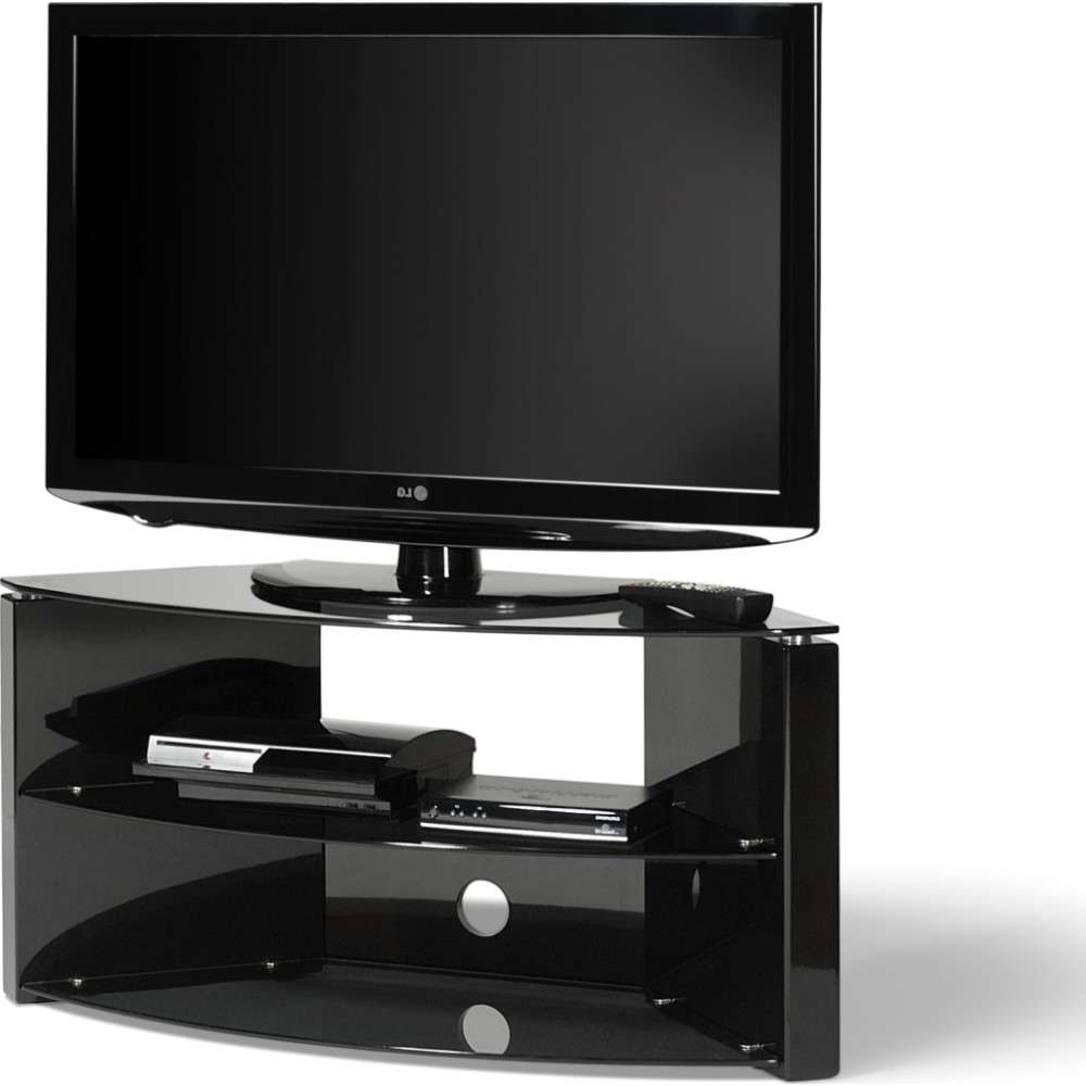 Techlink Lcd Led And Plasma Tv Stands Inside Opod Tv Stands Black (View 10 of 20)