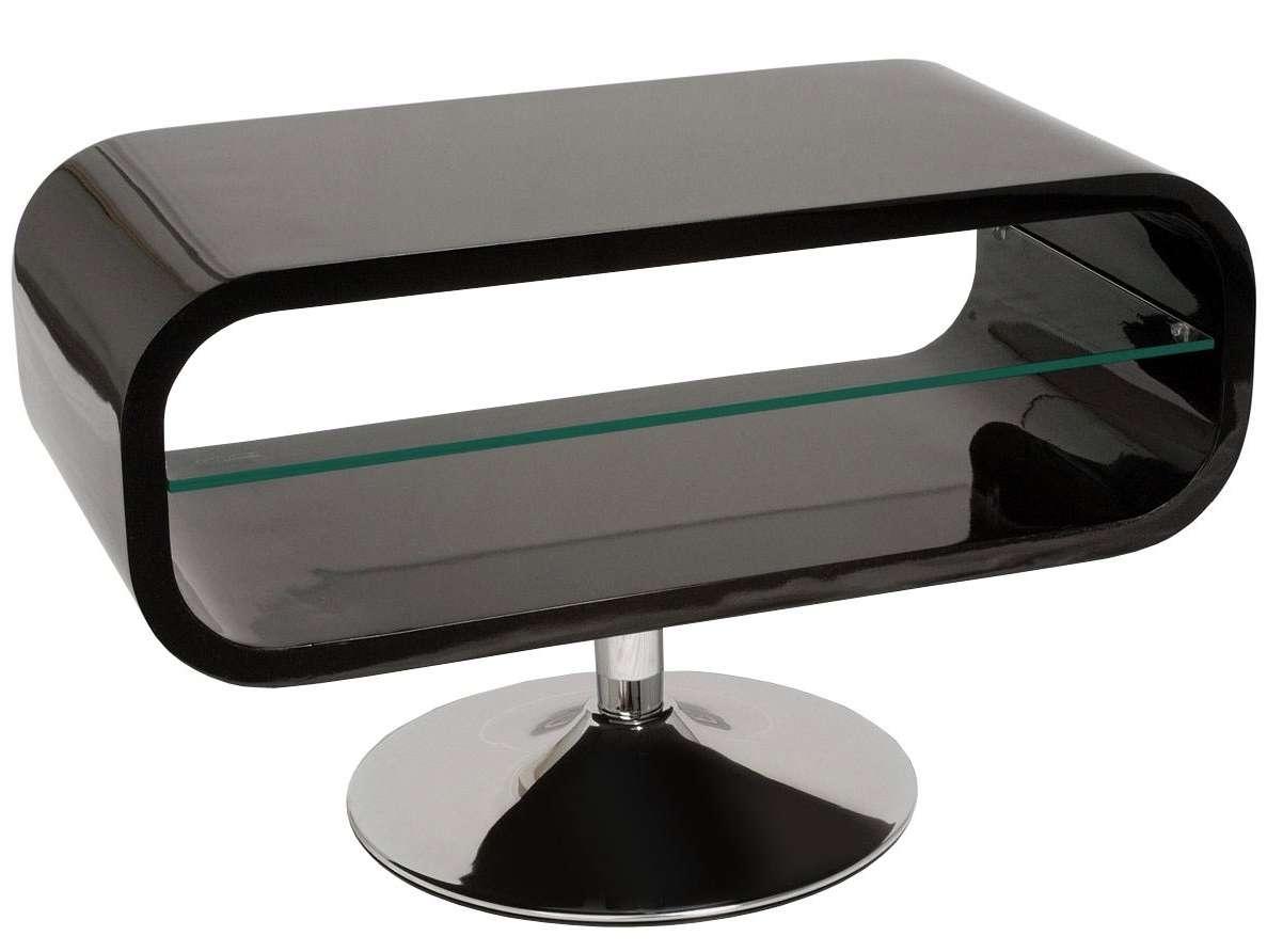 Techlink Op80b Tv Stands Regarding Ovid Tv Stands Black (View 4 of 20)