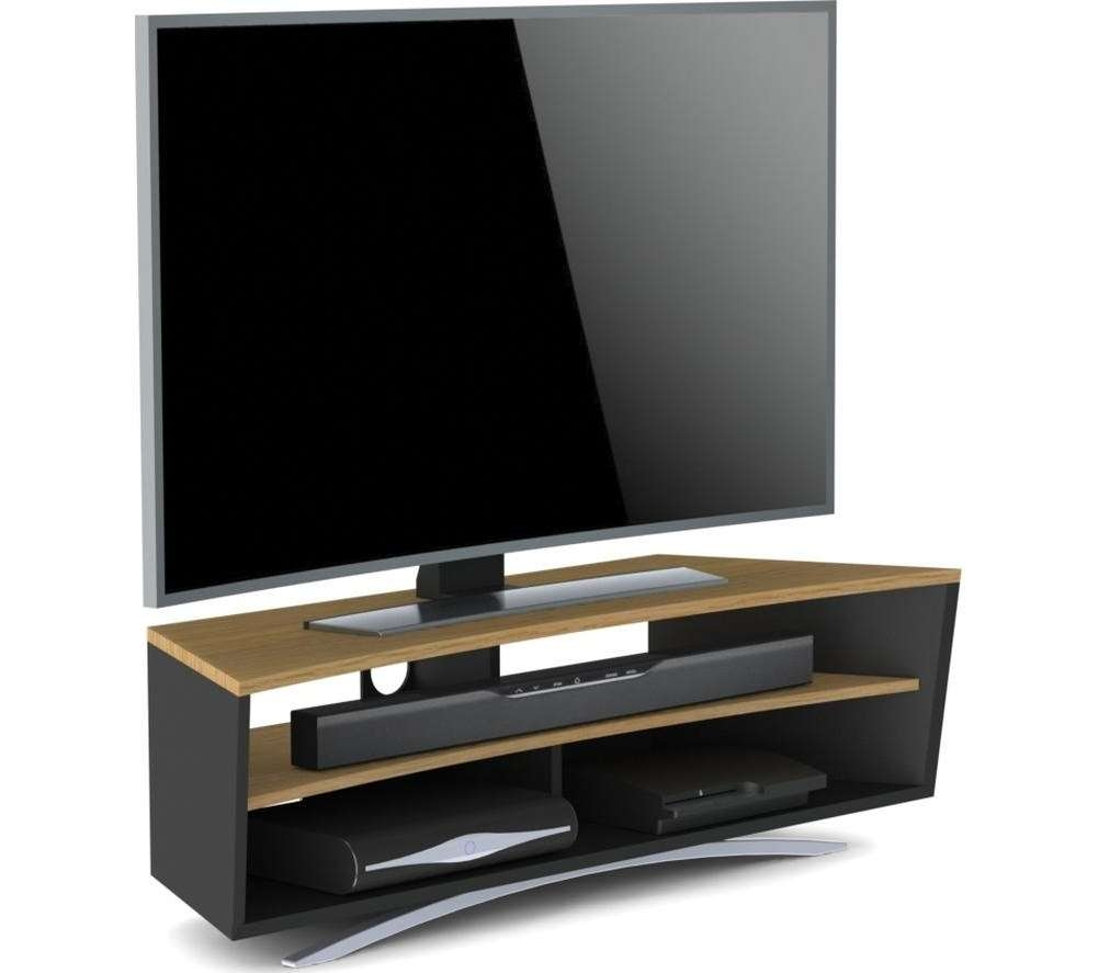 Techlink Pr130Sblo Tv Stands Throughout Techlink Corner Tv Stands (View 12 of 15)