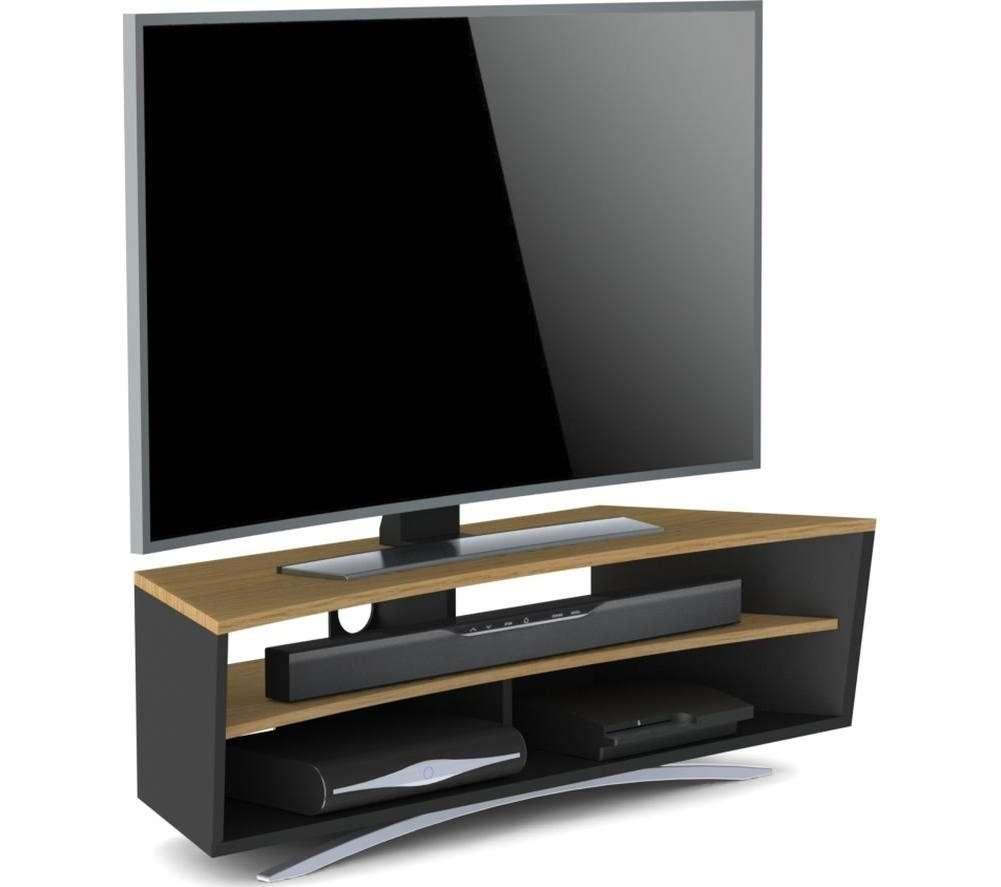 Techlink Pr130sblo Tv Stands Throughout Techlink Corner Tv Stands (View 11 of 15)
