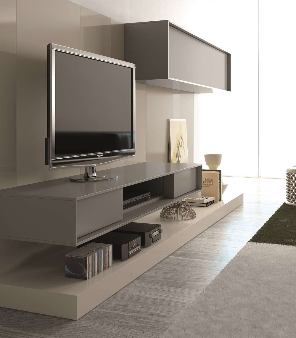 Terrific Modern Floating Media Cabinet And Ikea Entertainment Pertaining To Ultra Modern Tv Stands (View 9 of 15)