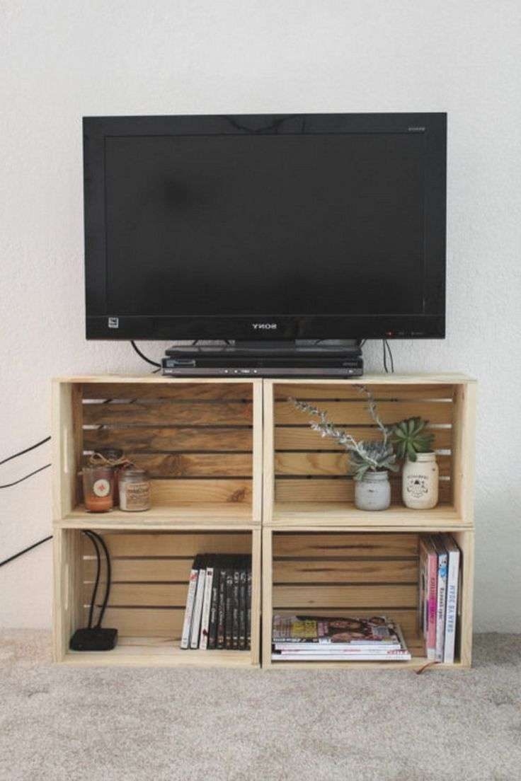 The 25+ Best Cheap Tv Stands Ideas On Pinterest | Buy Tv Stand Pertaining To Clear Acrylic Tv Stands (View 10 of 15)