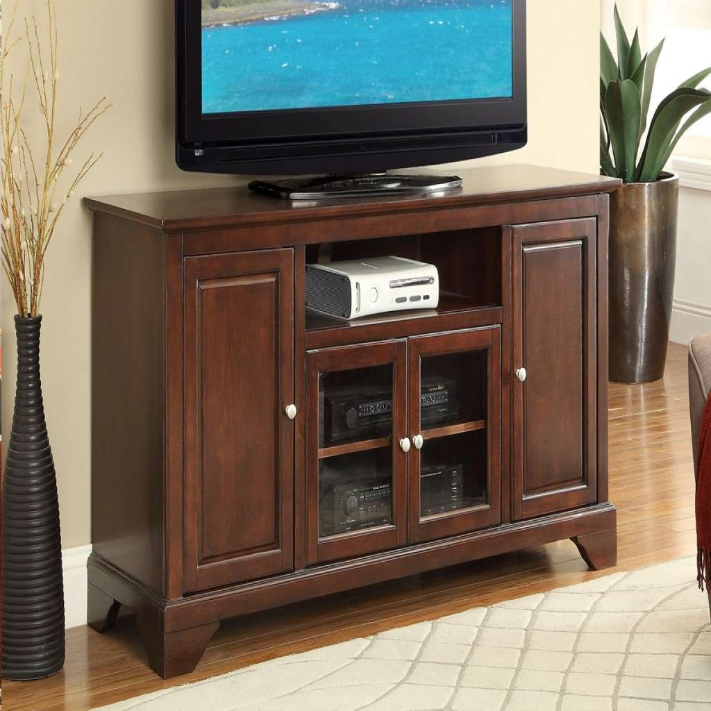The Mesmerizing And Excellent Cherry Wood Tv Stand For Home – The Regarding Cherry Wood Tv Stands (View 15 of 15)