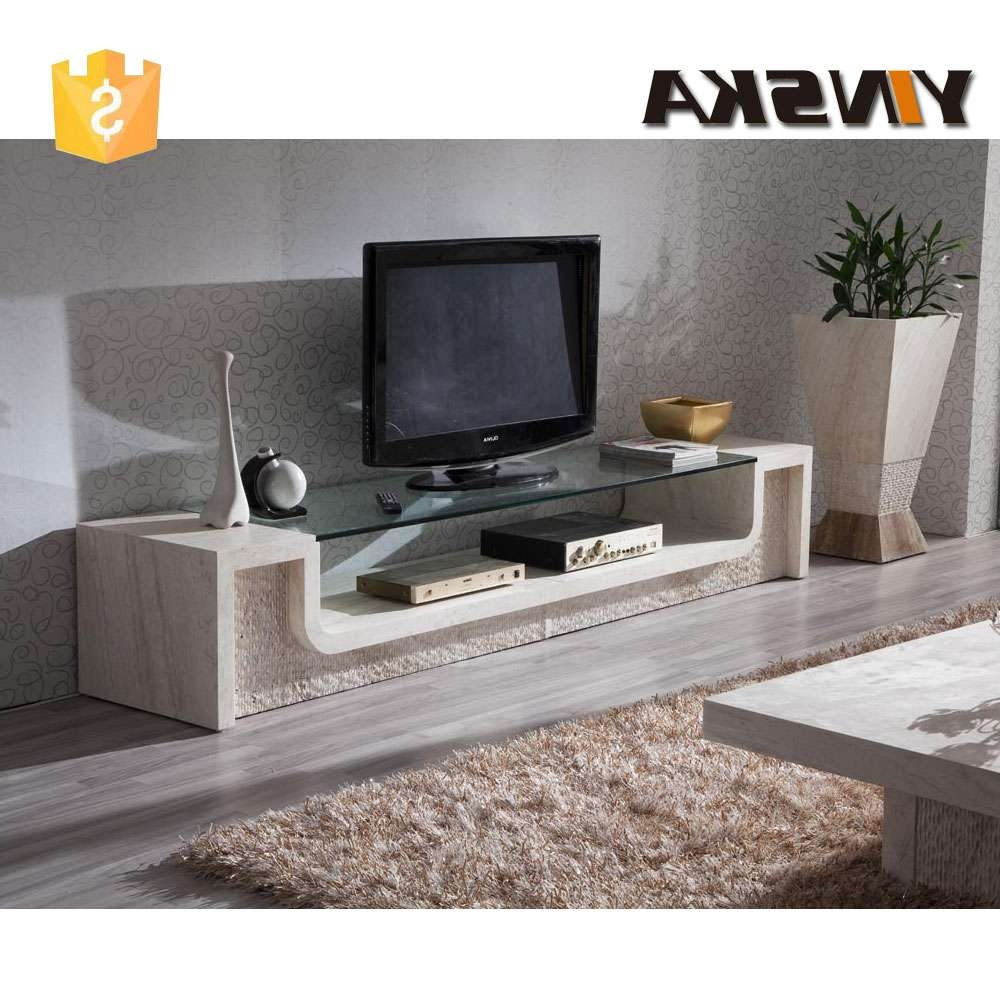 The Walnut Tv Stands At Hayneedle Plateau Newport Inch Tv Stand Throughout Long Tv Stands Furniture (View 5 of 15)