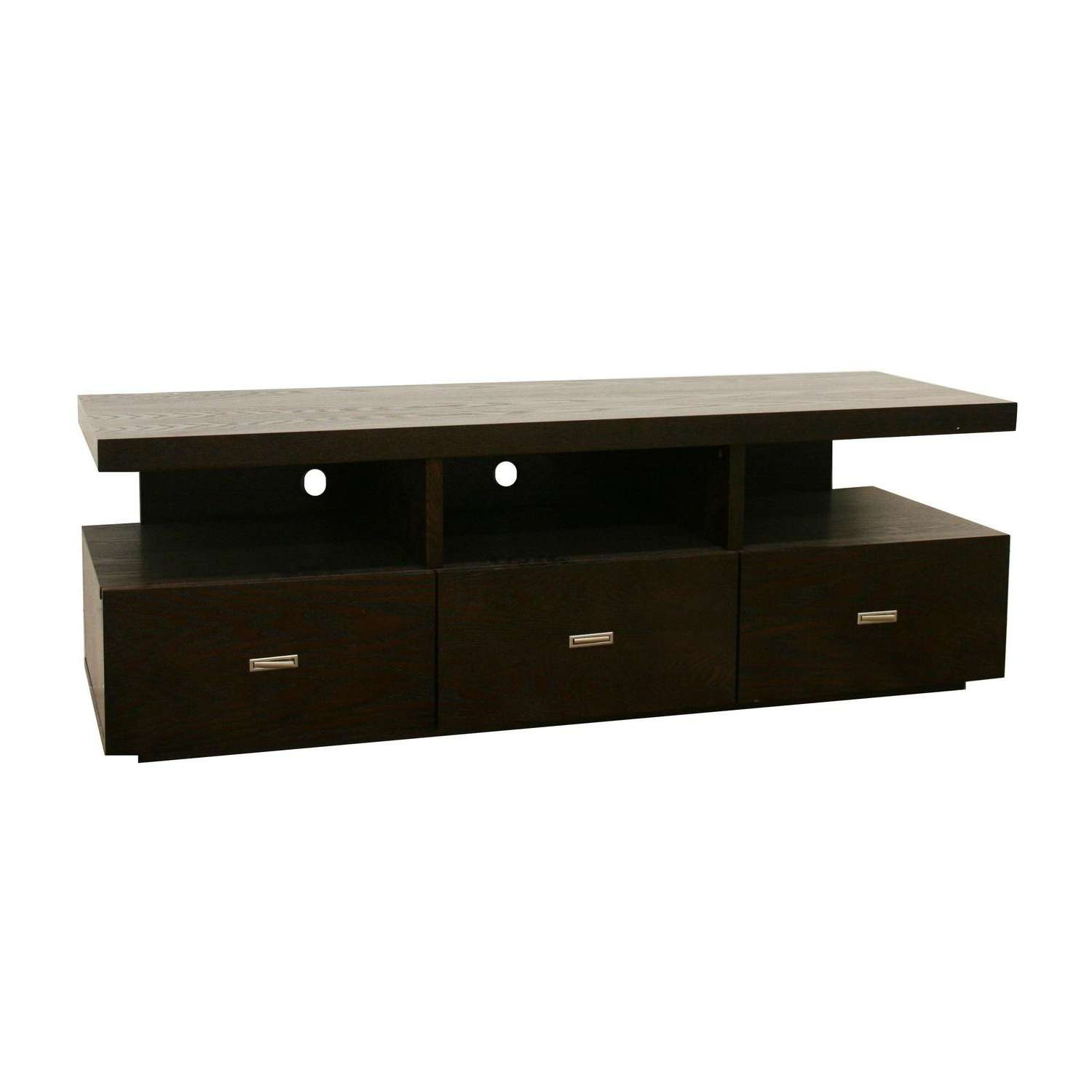Thinking Of Buying A Dark Wood Tv Stand? Follow These Buyr's Guide Intended For Dark Wood Tv Stands (View 12 of 20)