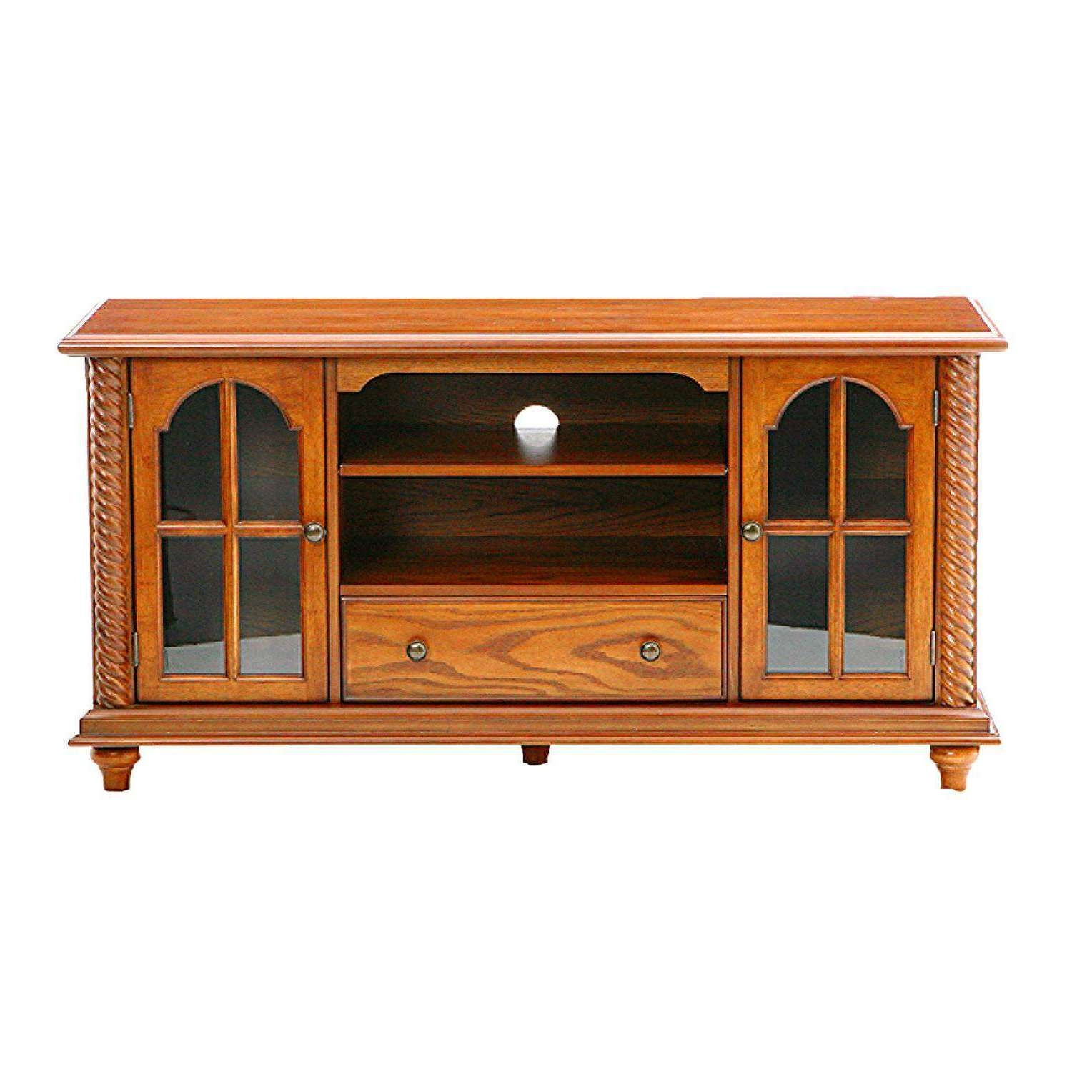 Tillman Antique Style Tv Stand – Next Day Delivery Tillman Antique Inside Antique Style Tv Stands (View 9 of 15)