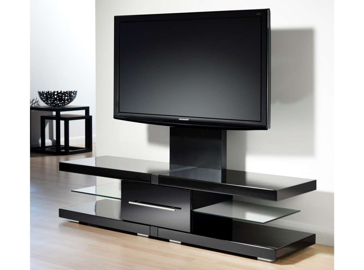 Tremendous Black Gloss Tv Stand Argos Tags : Shiny Black Tv Stands With Shiny Black Tv Stands (View 8 of 15)