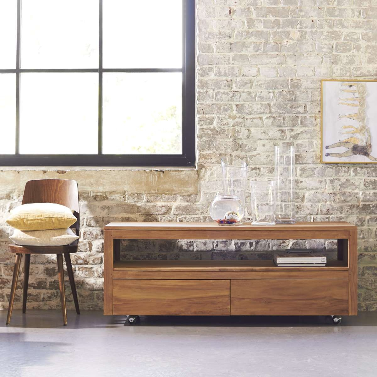 Tv : 100cm Tv Stands Engaging 100 Cm Long Tv Stands' Top 100 Cm Throughout 100cm Tv Stands (View 8 of 15)