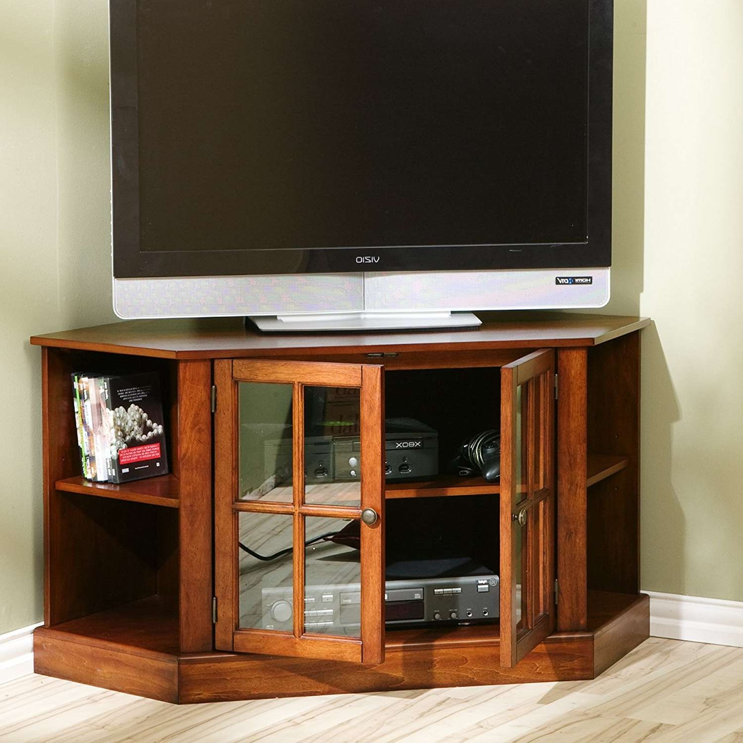 Tv : 24 Inch Corner Tv Stands Noticeable 24 Inch Corner Tv Stands For 24 Inch Corner Tv Stands (View 7 of 15)