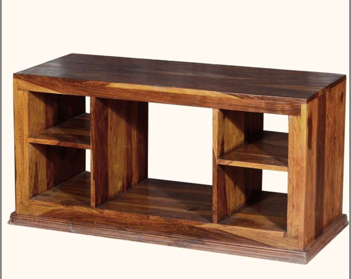 Tv : 35 Supurb Reclaimed Wood Tv Stands Media Consoles Awesome Inside Rustic Looking Tv Stands (View 7 of 15)