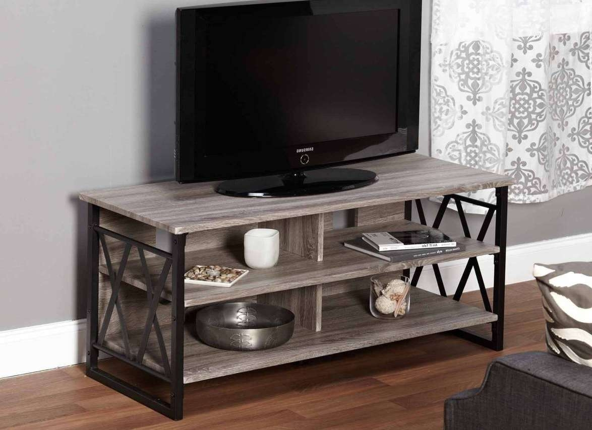 Tv : 35 Supurb Reclaimed Wood Tv Stands Media Consoles Awesome Within Rustic Looking Tv Stands (View 9 of 20)