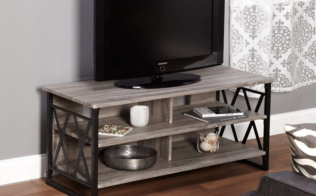 Tv : 35 Supurb Reclaimed Wood Tv Stands Media Consoles Beautiful Regarding Beech Tv Stands (View 11 of 15)