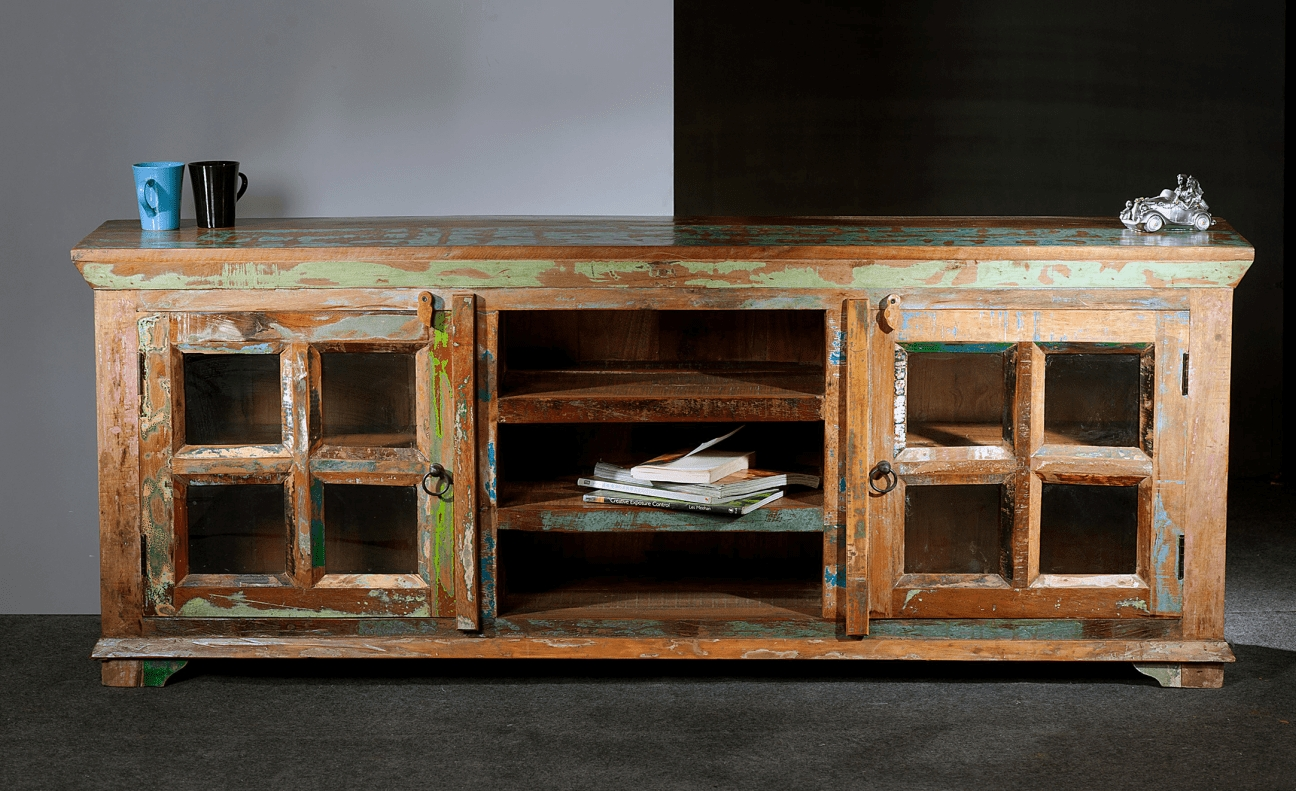 Tv : 35 Supurb Reclaimed Wood Tv Stands Media Consoles Stunning Inside Reclaimed Wood And Metal Tv Stands (View 11 of 15)