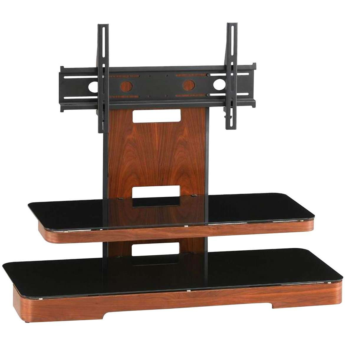 Tv : 50 Tv Stand Beautiful Cantilever Tv Stands Black Glass Tv In Cantilever Glass Tv Stands (View 15 of 20)