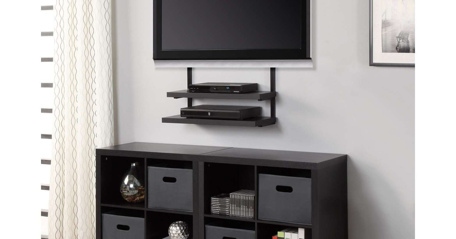 Tv : 70 Inch Tv Stand Awesome 44 Swivel Black Glass Tv Stands Pertaining To Swivel Black Glass Tv Stands (View 8 of 15)
