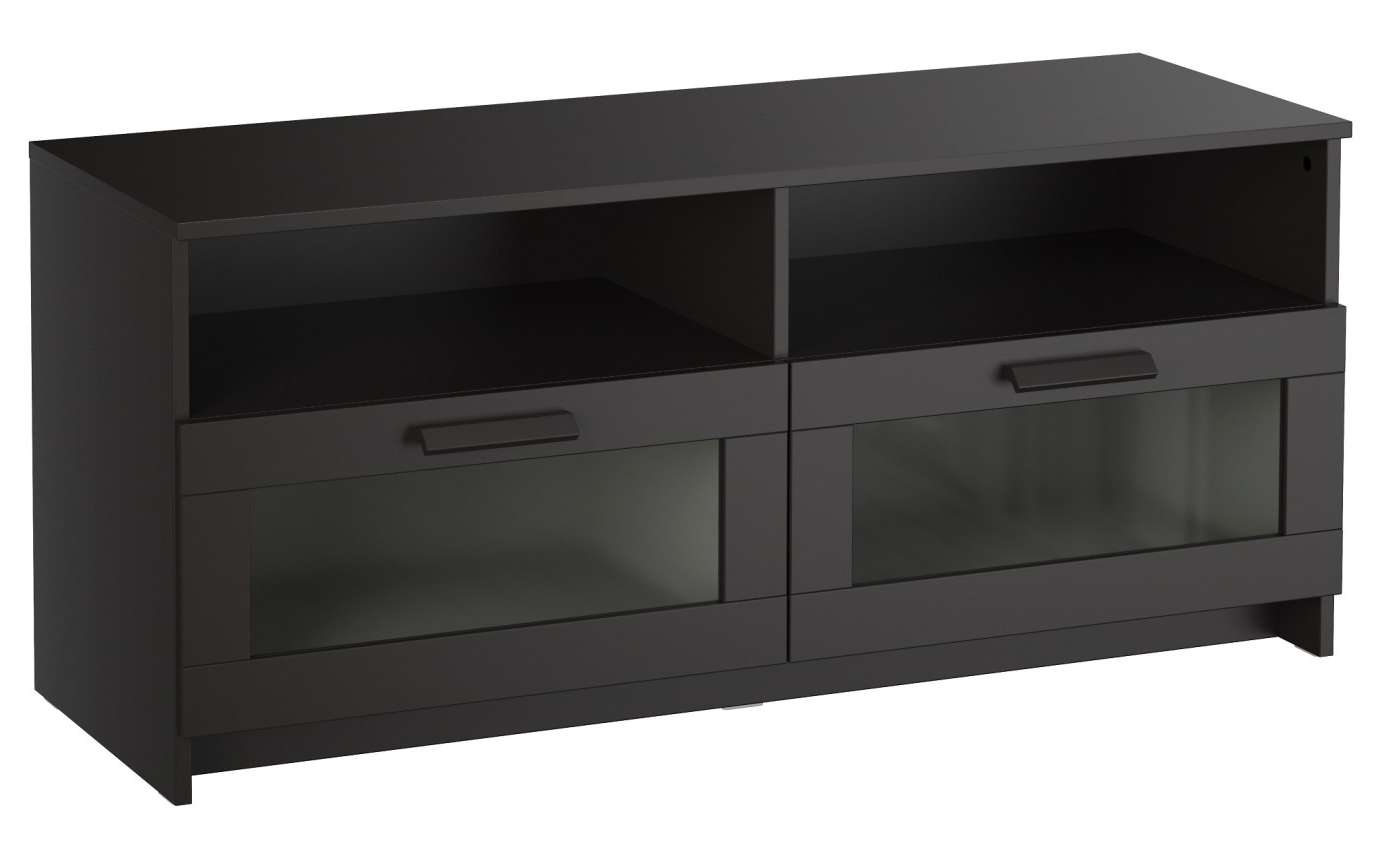 Tv : Amazing Enclosed Tv Cabinets With Doors Brimnes Tv Unit Black With Regard To Enclosed Tv Cabinets For Flat Screens With Doors (View 9 of 20)