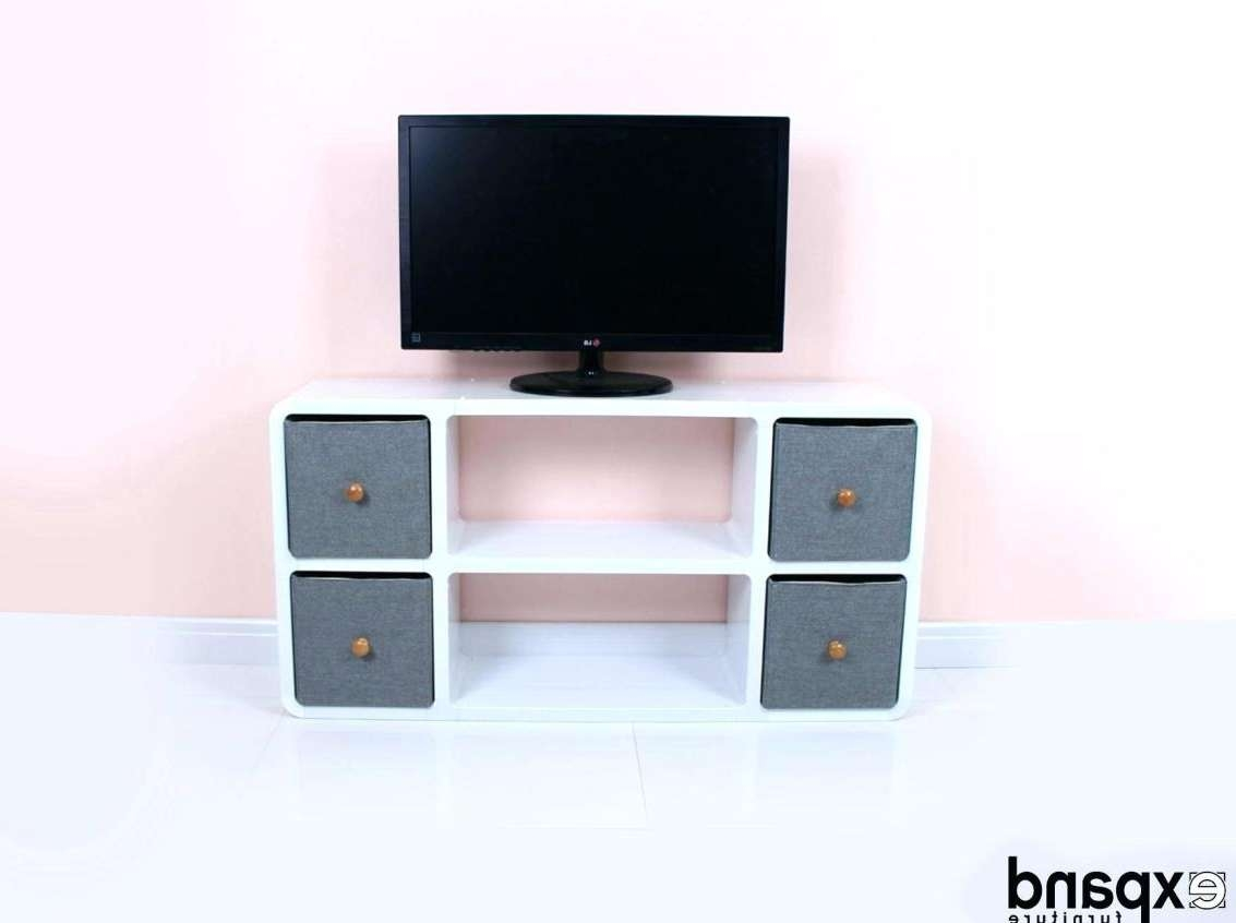 Tv : Arte M Media Cm Wide White Tv Stand Stunning Slimline Tv Inside Cheap White Tv Stands (View 6 of 20)