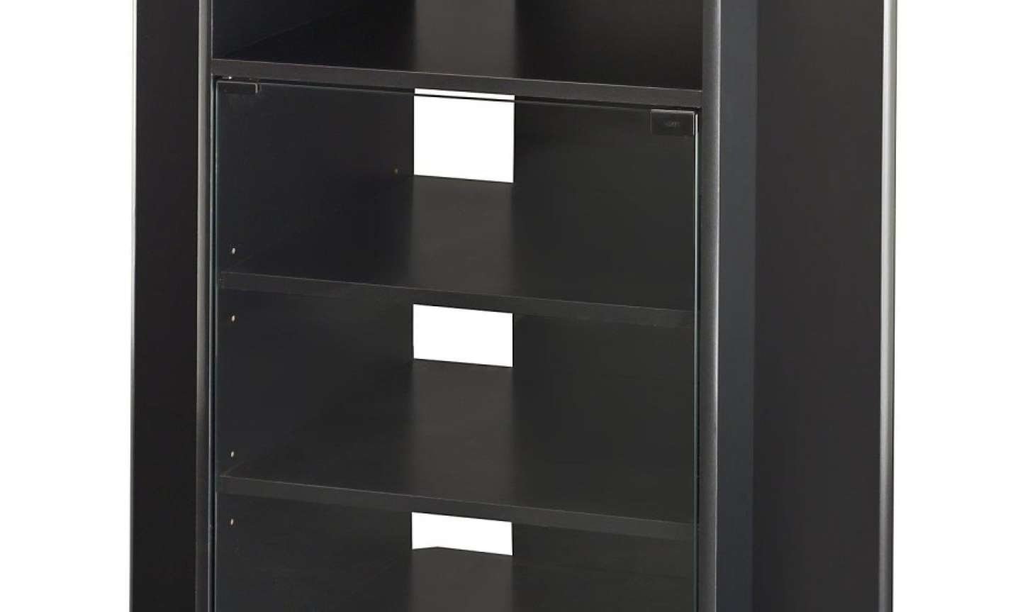 Tv : Astonishing Black Tv Cabinets With Doors Enthrall Black Tv With Regard To Black Tv Cabinets With Doors (View 17 of 20)