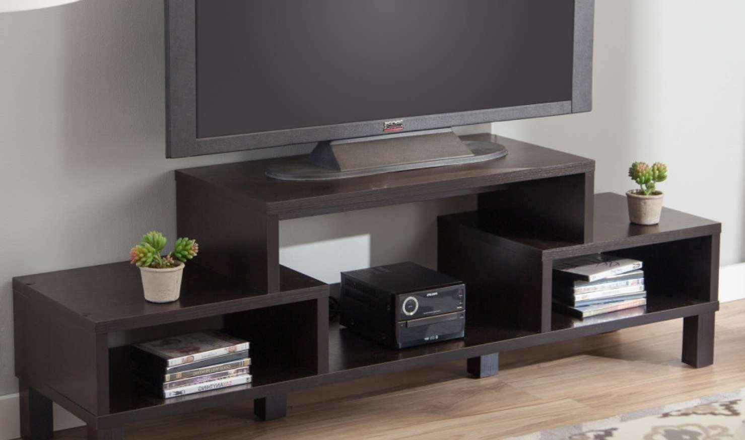 excellent tv stands new designs images simple design. Black Bedroom Furniture Sets. Home Design Ideas