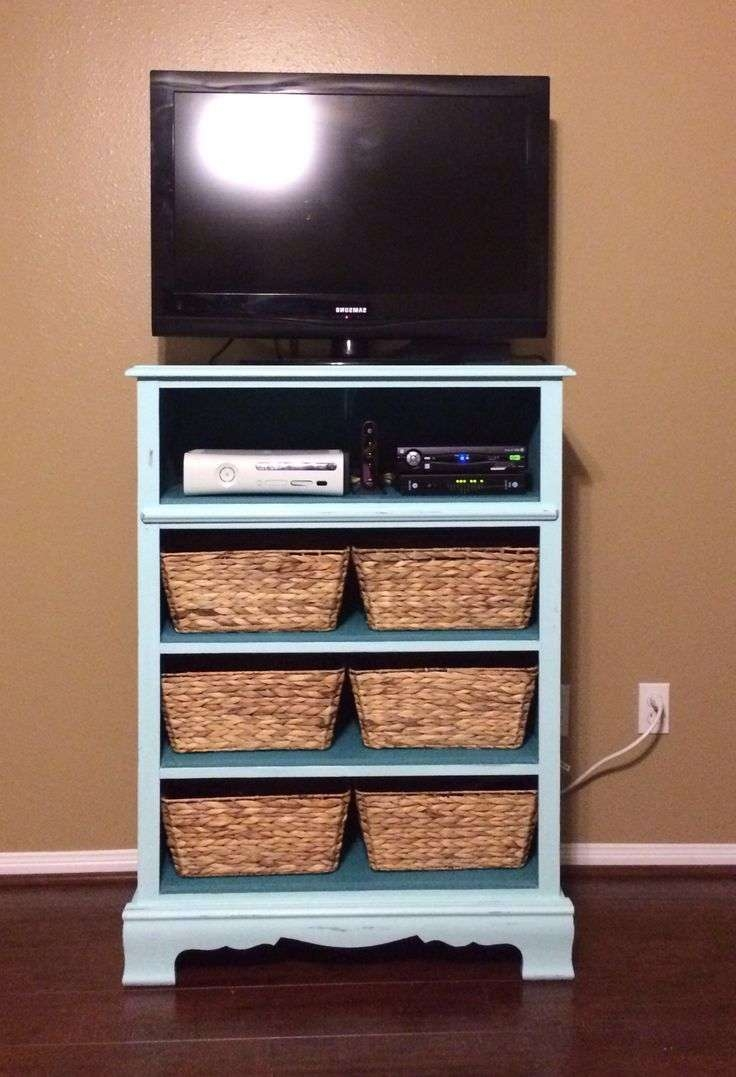 Tv : Beautiful Brown Wood Tv Stand Decoration Ideas Amazing Intended For Playroom Tv Stands (View 5 of 20)
