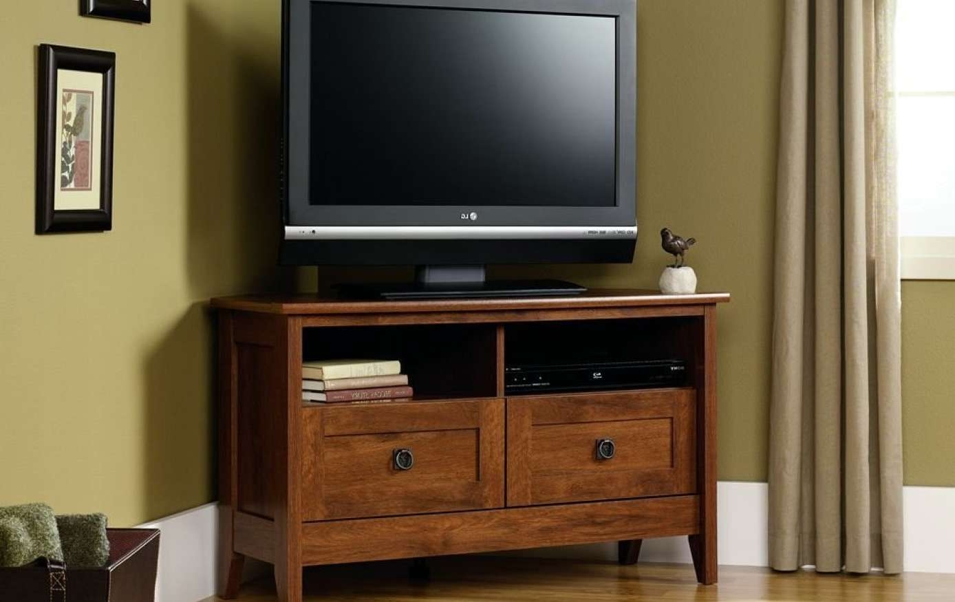 Tv : Beautiful Light Oak Tv Stands Flat Screen Mainstays Tv Stand In Light Oak Tv Stands Flat Screen (View 10 of 15)