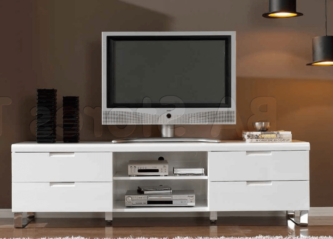 Tv : Beautiful Modern Tv Stands For 60 Inch Tvs Ameriwood Home Pertaining To Modern Tv Stands For 60 Inch Tvs (View 8 of 15)
