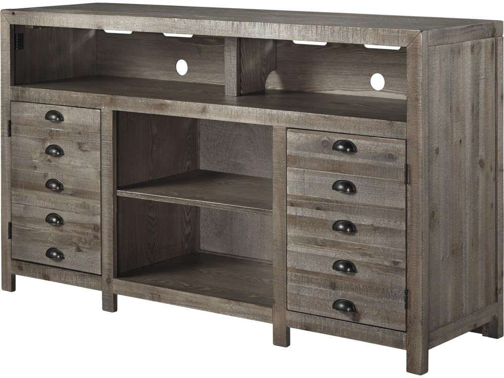 Tv : Beautiful Rustic Pine Tv Cabinets Signature Designashley For Rustic Pine Tv Cabinets (View 11 of 20)