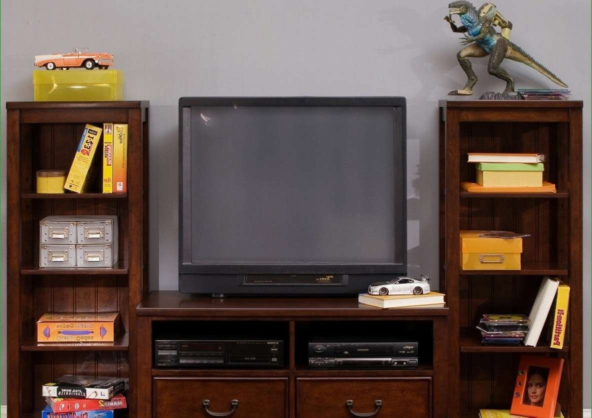 Tv : Beautiful Tv Stands With Bookcases Built In Bookshelves With Regard To Tv Stands With Matching Bookcases (View 6 of 15)