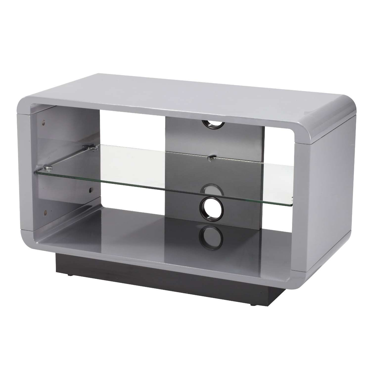 Tv : Beautiful White Gloss Oval Tv Stands Apartments Acceptable In White Gloss Oval Tv Stands (View 9 of 20)