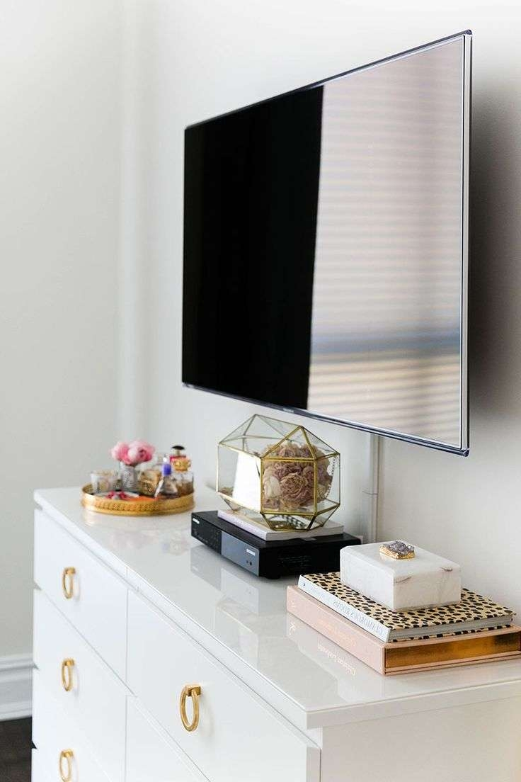Featured Photo of Small Tv Stands For Top Of Dresser