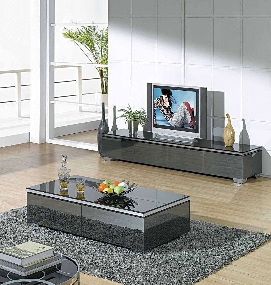 Tv Cabinet Coffee Table Set This Is A Brand New Contemporary Intended For Tv Cabinets And Coffee Table Sets (View 20 of 20)