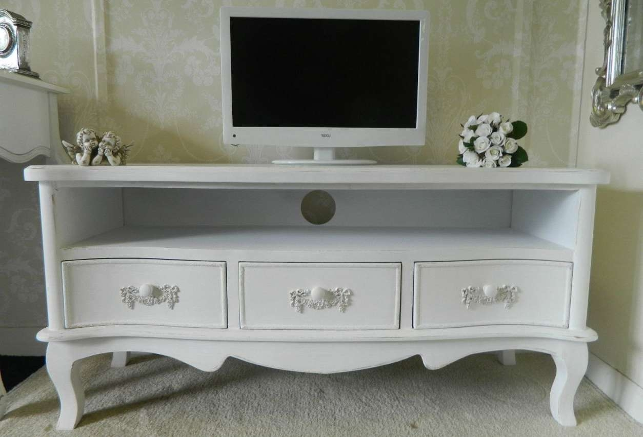 Tv : Chic Tv Stand Amazing Shabby Chic Tv Cabinets Chic Tv Stand With Shabby Chic Tv Cabinets (View 18 of 20)